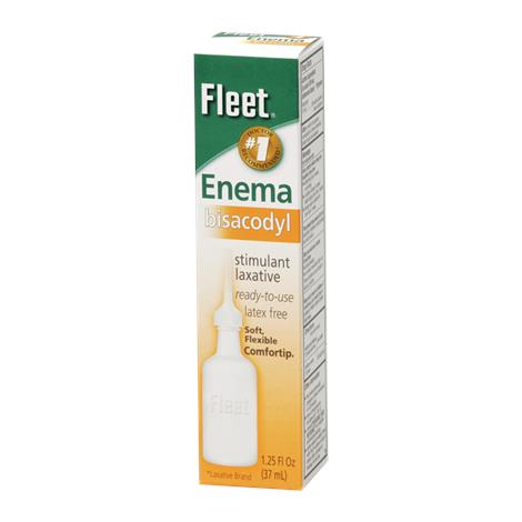 Buy Fleet Bisacodyl Enema