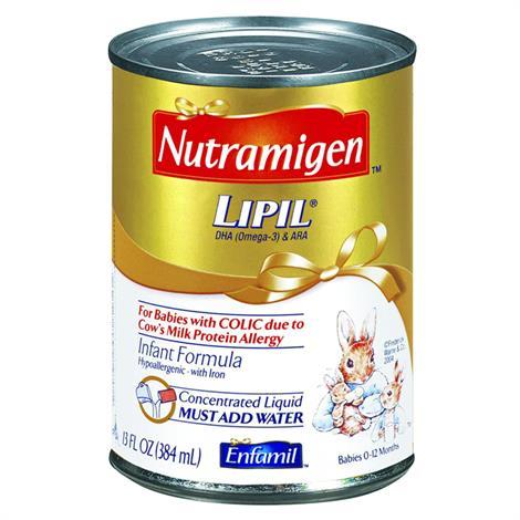 Nutramigen Lipil Infant Formula