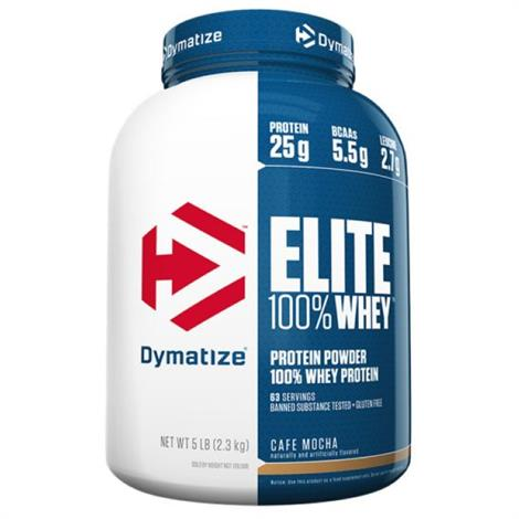 Dymatize Elite 100% Whey Dietary Supplement