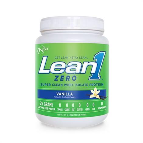 Nutrition53 Lean1 Zero Whey Protein Isolate