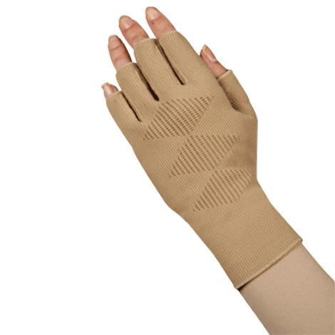 Juzo Expert 23-32mmHg Compression Hand Gauntlet With Finger Stubs