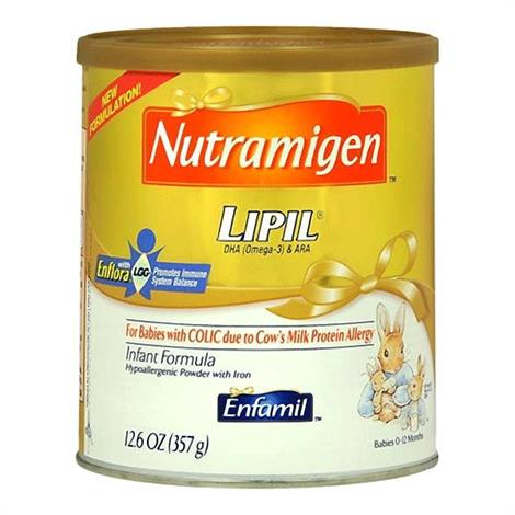 Nutramigen Lipil with Enflora LGG Powder for Colic