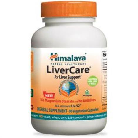 Buy Himalaya LiverCare Herbal Supplement
