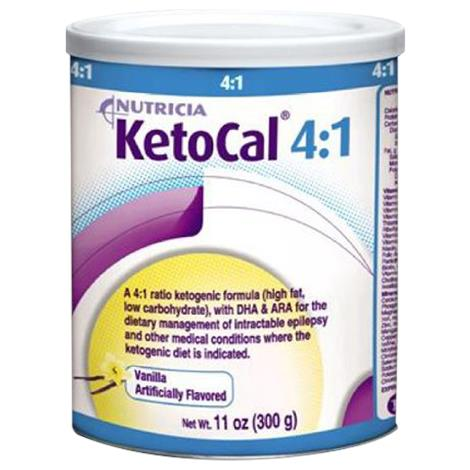 Nutricia KetoCal 4:1 Nutritionally Complete Powdered Medical Food