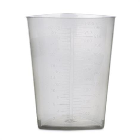 Buy McKesson Triangular Graduated Container Without Lid
