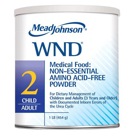 Buy Mead Johnson WND 2 Non-Essential Amino Acid-Free Powder Medical Food