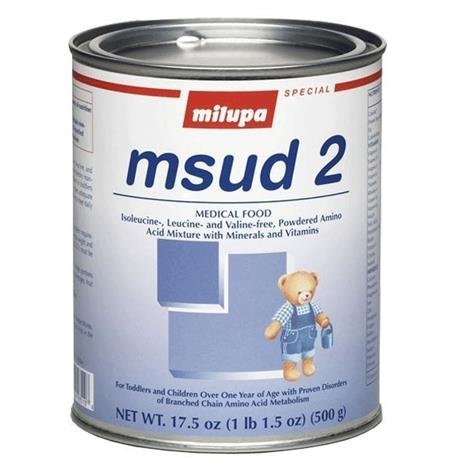 Nutricia Milupa MSUD 2 Powdered Medical Food