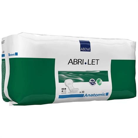 Buy Abena Abri-Let Anatomic Incontinence Pad