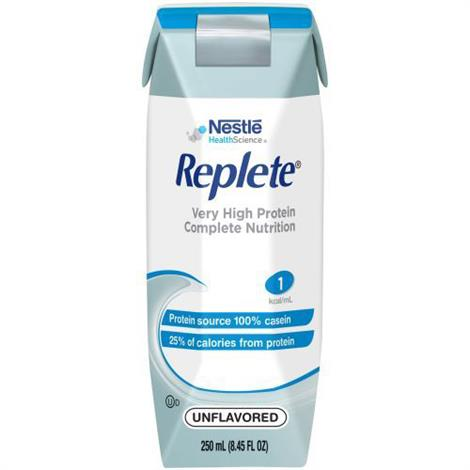 Buy Nestle Nutren Replete Complete Very High-Protein Liquid Nutrition