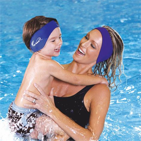 Sprint Aquatics Macks Ear Band Swimming Headband