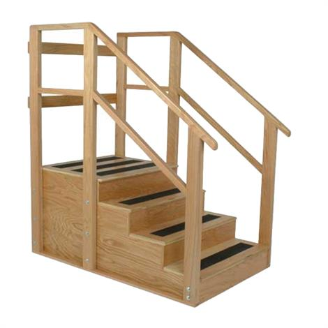 Armedica Training Stairs With Closed End