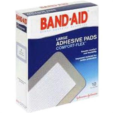 Johnson & Johnson Band-Aid Large Adhesive Pad
