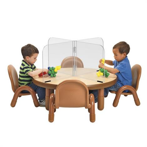 Buy Childrens Factory Angeles 4-Zone Sneeze Guard