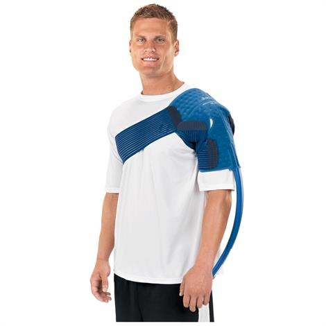 Breg Intelli-Flo Cold Therapy Shoulder Pad