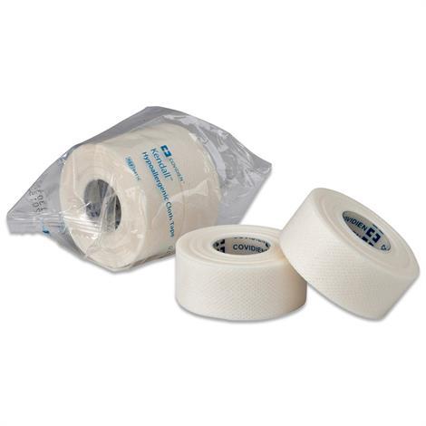 Medtronic Covidien Curasilk Hypoallergenic Cloth Tape