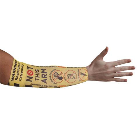 LympheDudes Hospital Compression Arm Sleeve