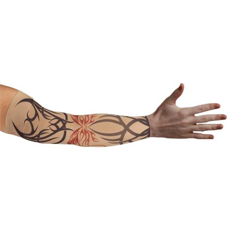 LympheDudes Inked Compression Arm Sleeve