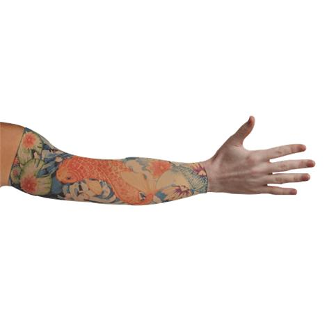 LympheDudes Koi Compression Arm Sleeve