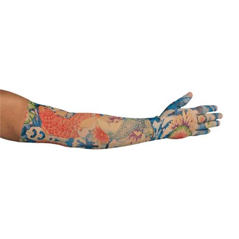 LympheDudes Koi Compression Arm Sleeve And Glove