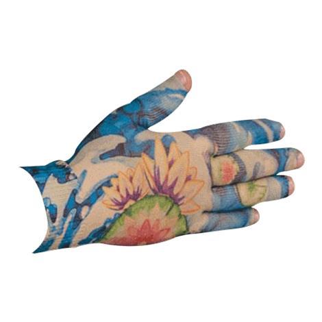 LympheDudes Koi Compression Glove