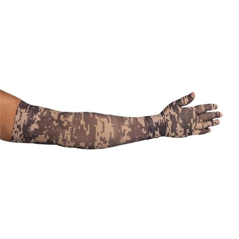 LympheDudes Military Camouflage Compression Arm Sleeve And Glove