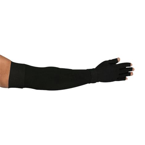 LympheDudes Onyx Compression Arm Sleeve And Glove
