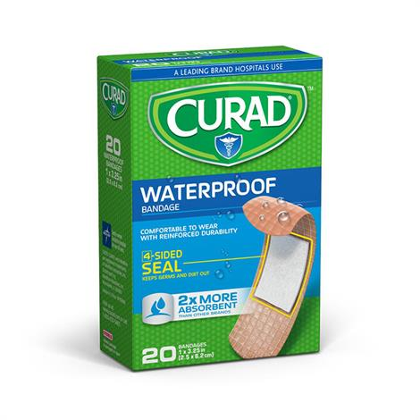 Buy Medline Curad Extra-Strength Waterproof Bandage