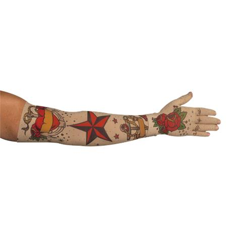 LympheDudes South Pacific Compression Arm Sleeve And Glove