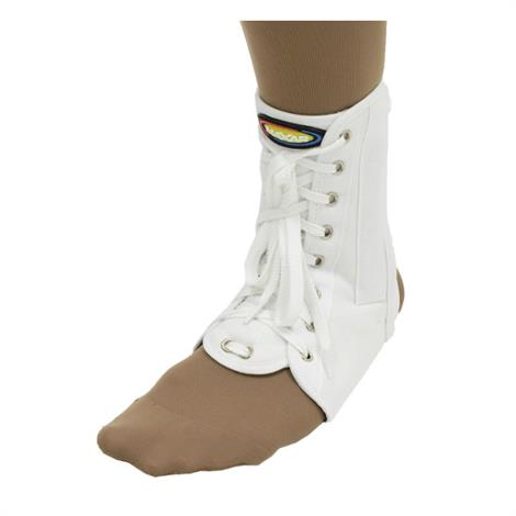 MAXAR Canvas Ankle Brace With Laces