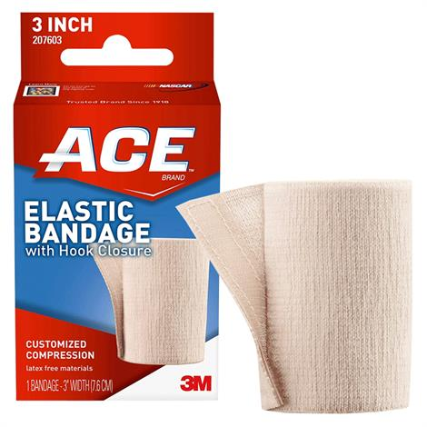 Buy 3M ACE Elastic Bandage With Hook Closure