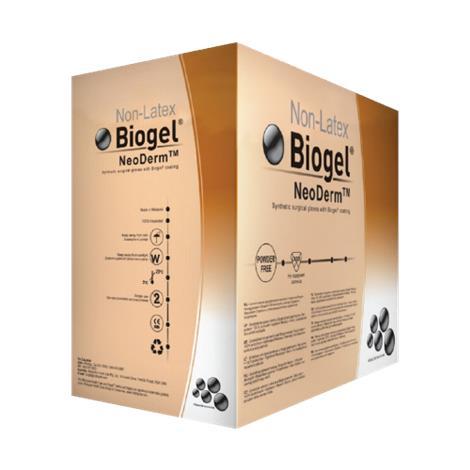 Molnlycke Biogel NeoDerm Neoprene Powder Free Surgical