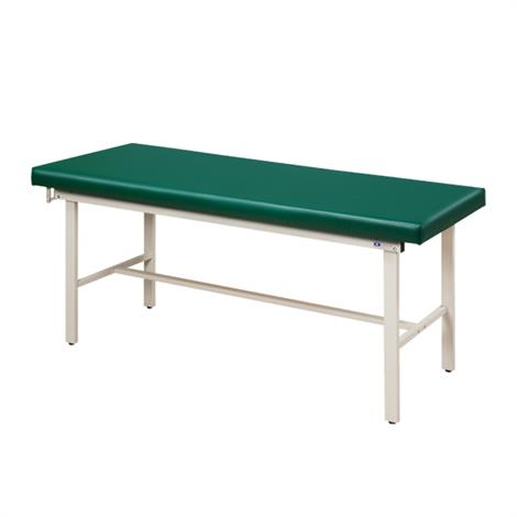Clinton Flat Top Alpha S-Series Straight Line Treatment Table