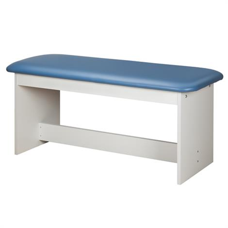 Clinton Flat Top Style Line Straight Line Treatment Table