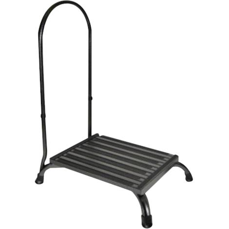ConvaQuip Bariatric Step Stool with Handle