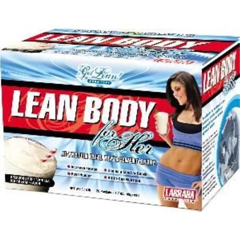 Labrada LEAN BODY FOR HER Hi-Protein Meal Replacement Shake