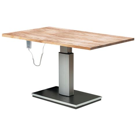 Hausmann Powermatic Butcher Block Work Table