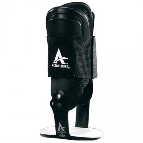 Active Ankle T2 Black Rigid Ankle Brace
