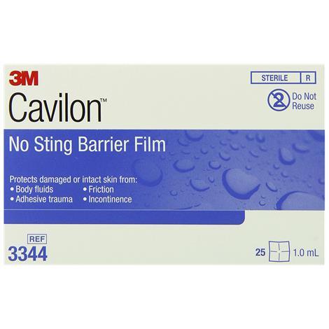 3M Cavilon No Sting Barrier Film Wipe