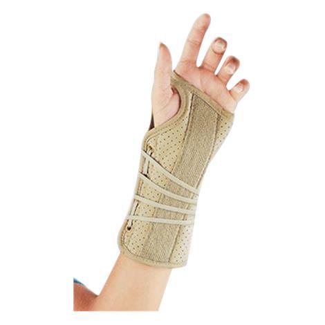 Buy FLA Orthopedics Soft Fit Suede Finish Wrist Brace