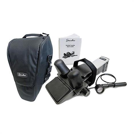 Buy Saunders Cervical Traction Device With Carrying Case