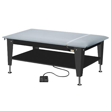 Hausmann model 4723 ada hi lo power plinth table for Hausmann mobel