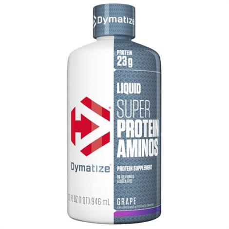 Dymatize Liquid Super Protein Aminos Protein Supplement