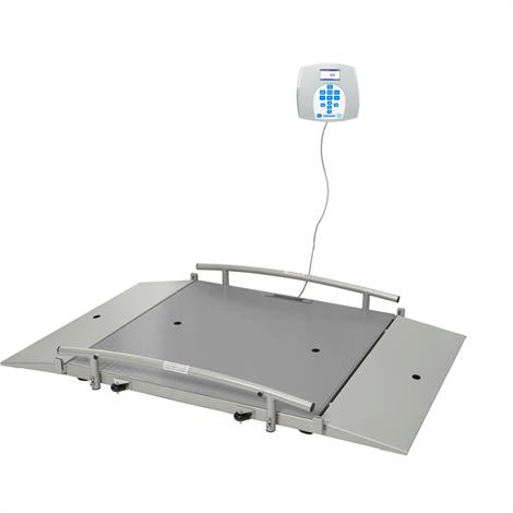 Health O Meter Digital Wheelchair Dual Ramp Scale