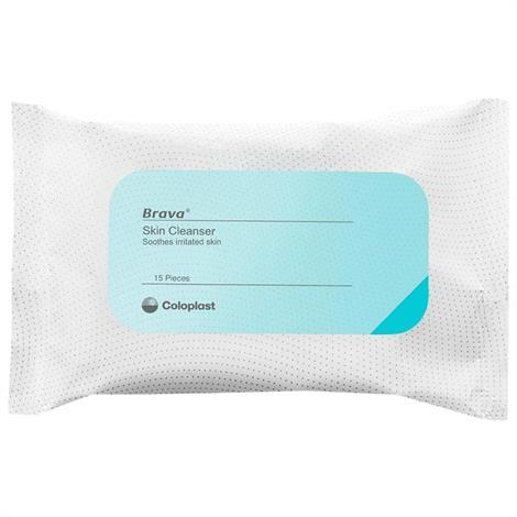 Buy Coloplast Brava Skin Cleanser Wipe