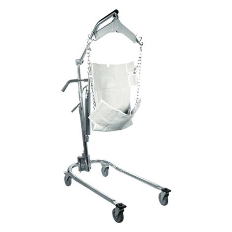 Buy Drive Hydraulic Deluxe Chrome Plated Patient Lift With Six Point Cradle
