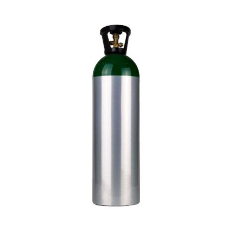 Responsive Respiratory M60 Cylinder With Valve And Carry Handle