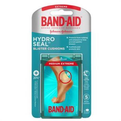 Buy Johnson & Johnson Band-Aid Hydro Seal Blister Cushion Adhesive Bandage