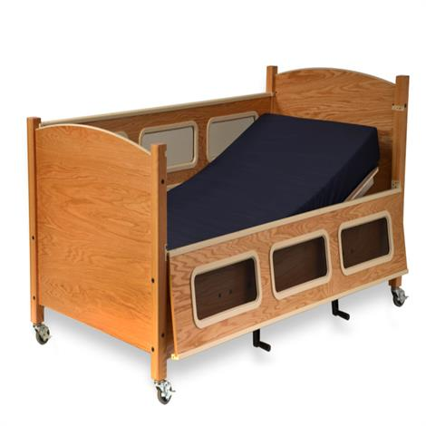 Sleepsafe Low Bed - Queen Size