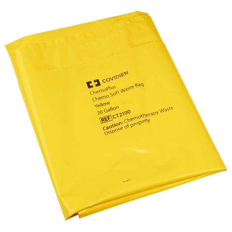 Buy Covidien Kendall Chemo Waste Bag