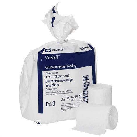 Covidien Kendall Webril II Cotton Undercast Padding
